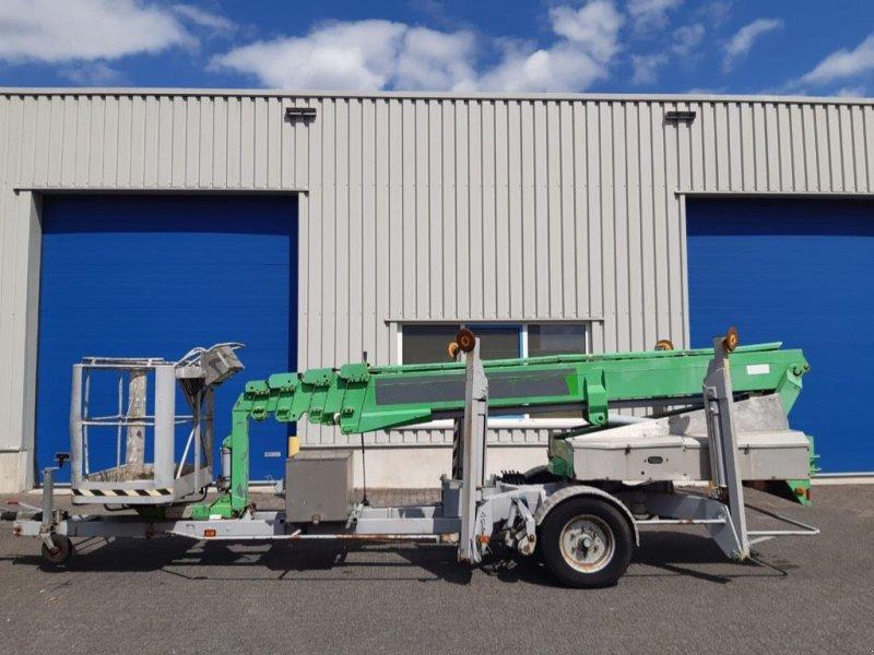 PKW-Anhänger типа Omme 2100 EBZ, Aanhanger hoogwerker, 21 meter, Gebrauchtmaschine в Heijen (Фотография 1)