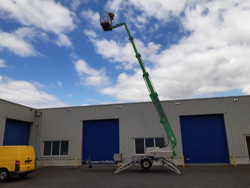 PKW-Anhänger типа Omme 2100 EBZ, Aanhanger hoogwerker, 21 meter, Gebrauchtmaschine в Heijen (Фотография 5)