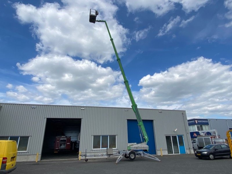 PKW-Anhänger типа Omme 2100 EBZ, Aanhanger hoogwerker, 21 meter, Gebrauchtmaschine в Heijen (Фотография 3)