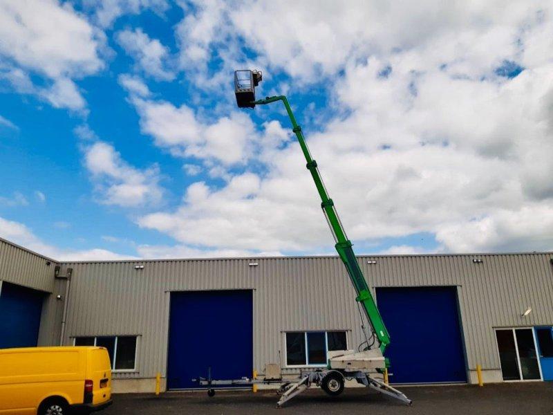 PKW-Anhänger типа Omme 2100 EBZ, Aanhanger hoogwerker, 21 meter, Gebrauchtmaschine в Heijen (Фотография 2)