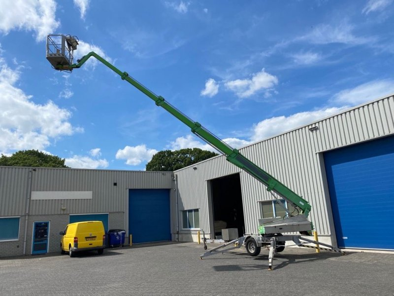PKW-Anhänger типа Omme 2100 EBZ, Aanhanger hoogwerker, 21 meter, Gebrauchtmaschine в Heijen (Фотография 4)