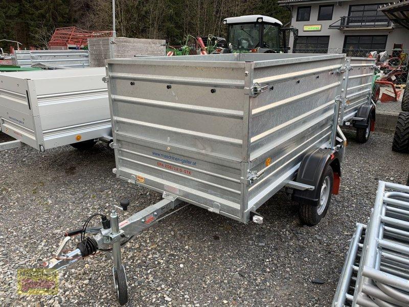 PKW-Anhänger типа Pongratz 206/12 G-STK mit Aufsatzwänden 600 mm, Neumaschine в Kötschach (Фотография 1)