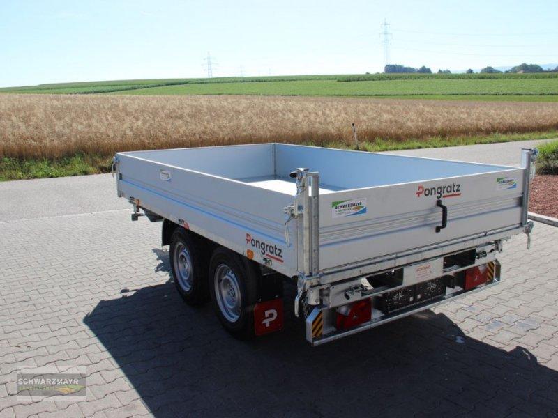 PKW-Anhänger типа Pongratz 3-SKS 3100/17 T-AL 3500, Neumaschine в Gampern (Фотография 2)