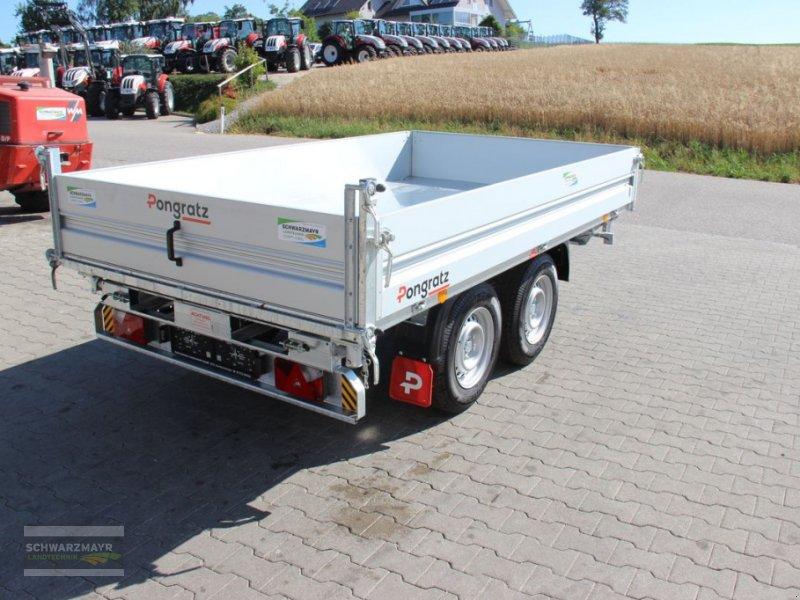 PKW-Anhänger типа Pongratz 3-SKS 3100/17 T-AL 3500, Neumaschine в Gampern (Фотография 3)