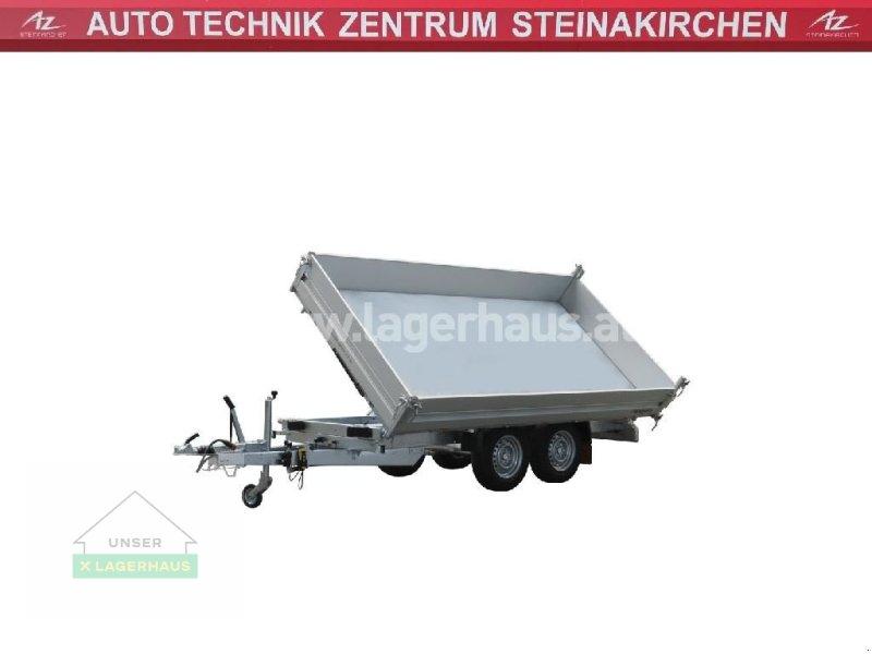 PKW-Anhänger des Typs Pongratz 3-SKS 3600/17 T 3500KG, Neumaschine in Wolfpassing (Bild 1)