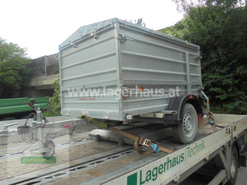 PKW-Anhänger des Typs Pongratz EPA 206/12 G RS STK, Neumaschine in Schlitters (Bild 1)