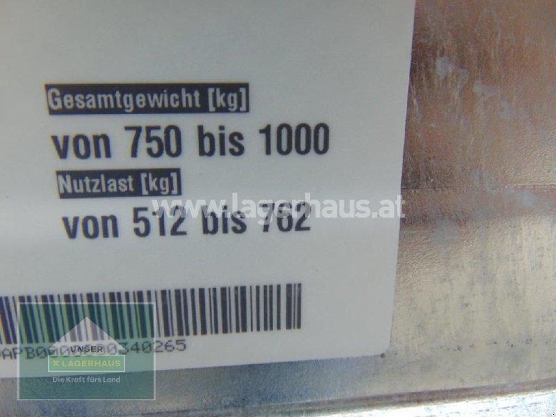 PKW-Anhänger типа Pongratz EPA 206/12 G-RS-STK, Gebrauchtmaschine в Hofkirchen (Фотография 2)