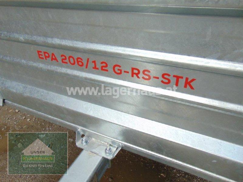 PKW-Anhänger типа Pongratz EPA 206/12 G-RS-STK, Gebrauchtmaschine в Hofkirchen (Фотография 5)