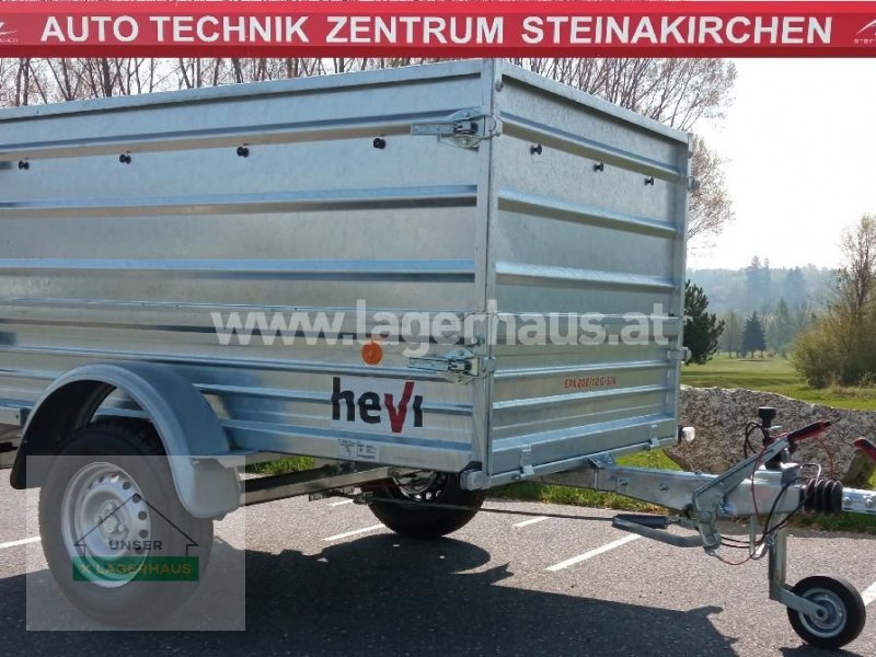 PKW-Anhänger des Typs Pongratz EPA 206/12 G-STK SET 1000KG HEVI, Neumaschine in Wolfpassing (Bild 1)