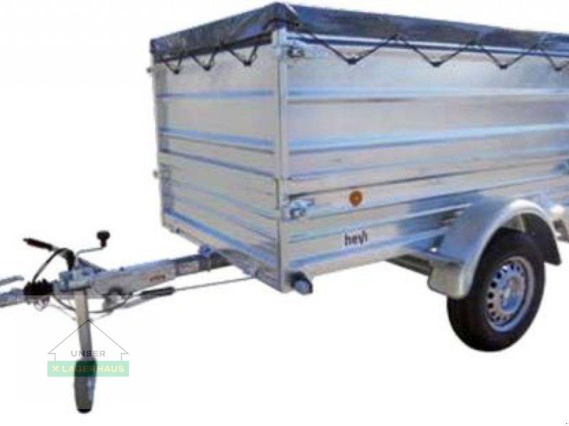PKW-Anhänger des Typs Pongratz EPA 206/12 G-STK, Neumaschine in Hartberg (Bild 1)