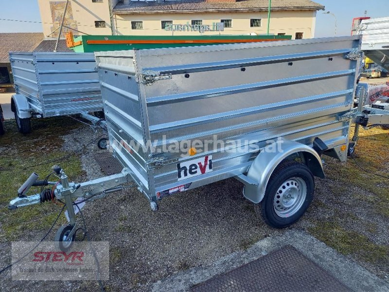 PKW-Anhänger a típus Pongratz EPA 206/12 G-STK, Vorführmaschine ekkor: Kilb (Kép 1)