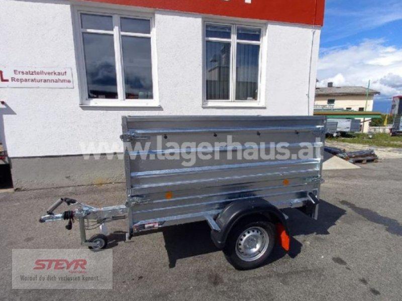 PKW-Anhänger типа Pongratz EPA 206/12 G-STK, Neumaschine в Kilb (Фотография 1)