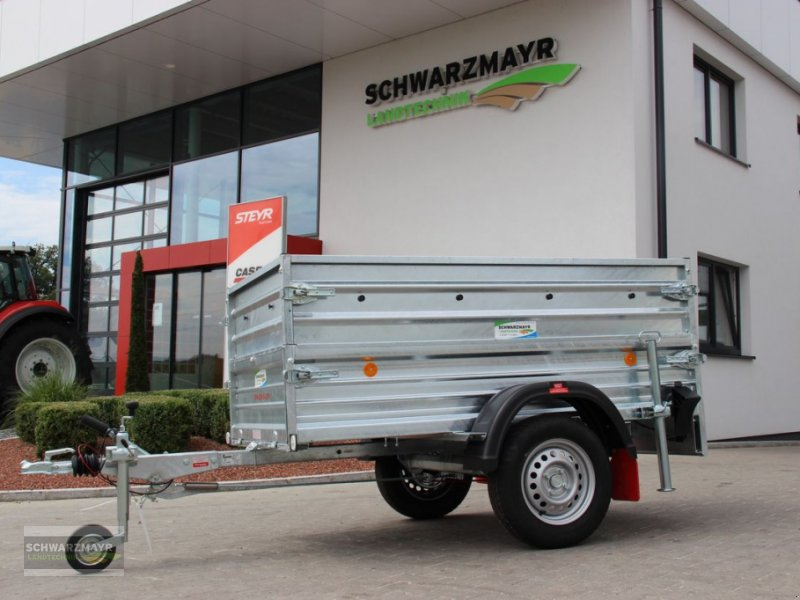 PKW-Anhänger типа Pongratz EPA 206 G-Stk 370, Neumaschine в Gampern (Фотография 1)
