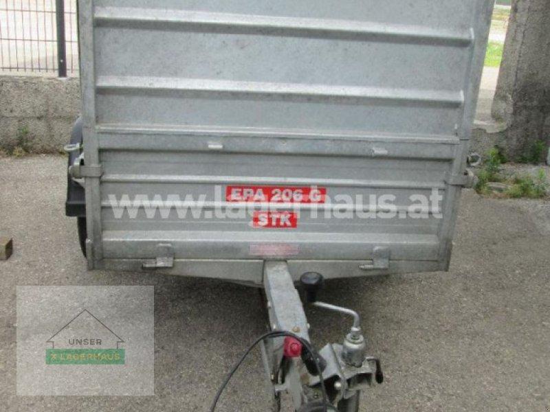 PKW-Anhänger des Typs Pongratz EPA 206 G STK, Gebrauchtmaschine in Amstetten (Bild 1)