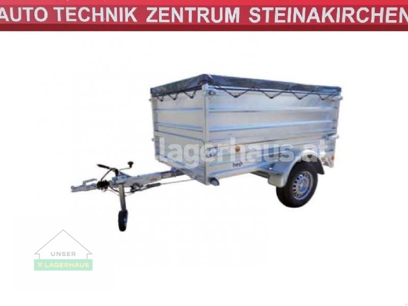 PKW-Anhänger des Typs Pongratz EPA 206 U-STK 750KG, Neumaschine in Wolfpassing (Bild 1)