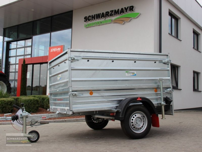 PKW-Anhänger des Typs Pongratz EPA 230/12 G-STK 600, Neumaschine in Aurolzmünster (Bild 1)