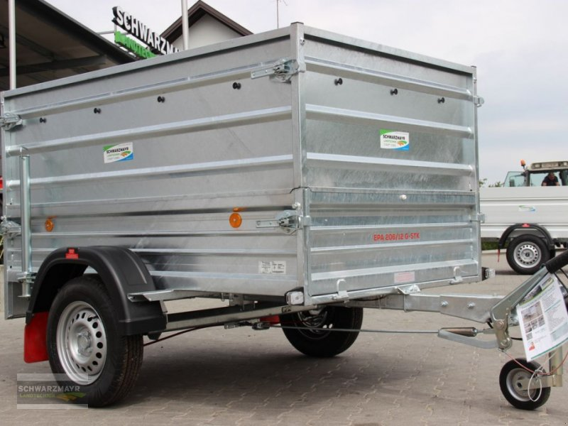 PKW-Anhänger типа Pongratz EPA 230/12 G-STK 600, Neumaschine в Aurolzmünster (Фотография 6)