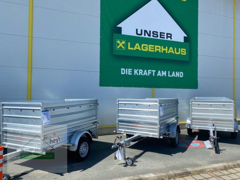 PKW-Anhänger des Typs Pongratz EPA 230/12 G-STK, Neumaschine in Hartberg (Bild 1)