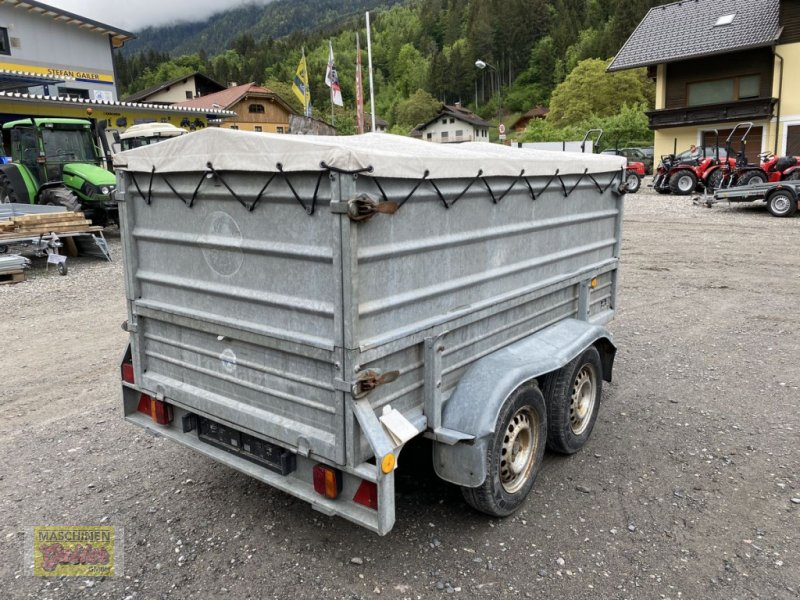 PKW-Anhänger типа Pongratz EPA 250T, Gebrauchtmaschine в Kötschach (Фотография 3)
