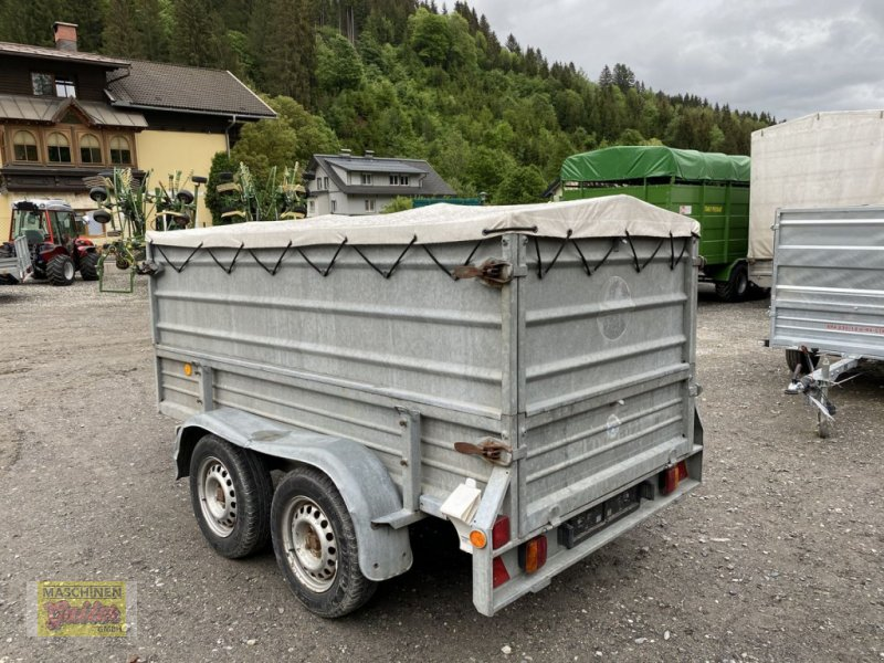 PKW-Anhänger типа Pongratz EPA 250T, Gebrauchtmaschine в Kötschach (Фотография 6)