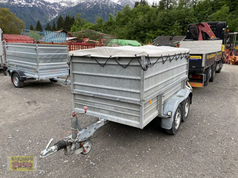 PKW-Anhänger des Typs Pongratz EPA 250T, Gebrauchtmaschine in Kötschach (Bild 1)