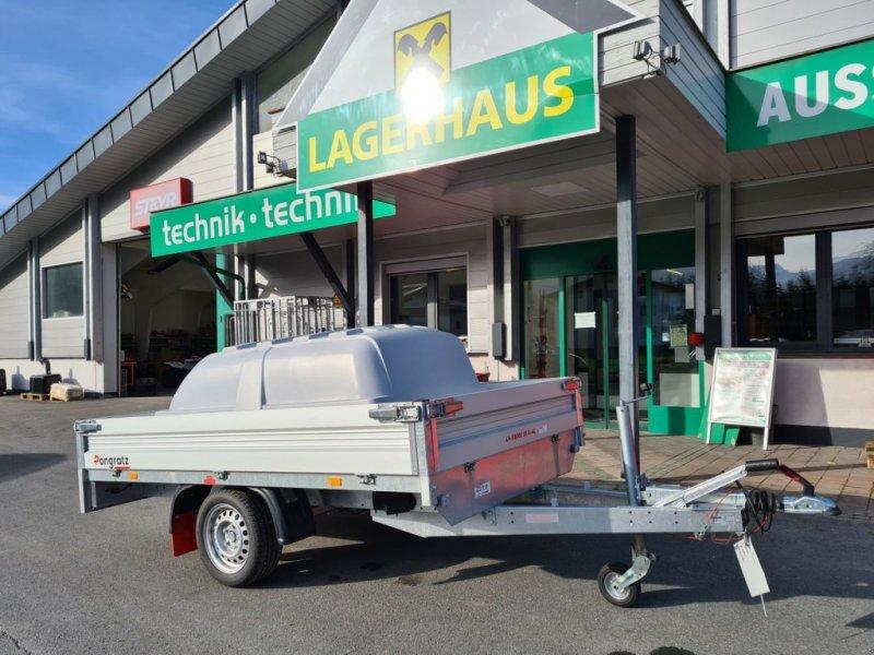 PKW-Anhänger des Typs Pongratz Hochlader LH 2600/16 G-AL, Neumaschine in Bruck (Bild 1)