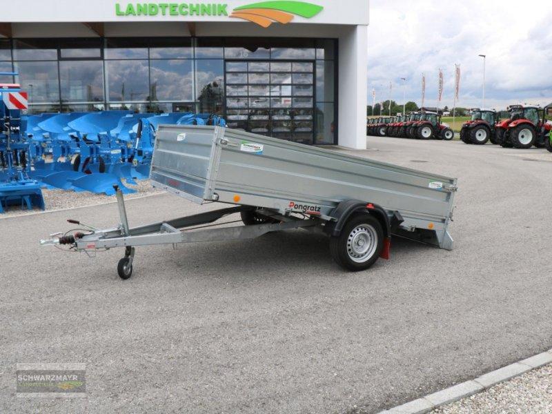 PKW-Anhänger типа Pongratz L-PAT 300/16G-K mit 450mm Aufsetzwände, Gebrauchtmaschine в Gampern (Фотография 12)