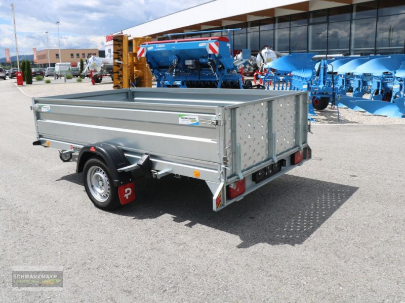 PKW-Anhänger типа Pongratz L-PAT 300/16G-K mit 450mm Aufsetzwände, Gebrauchtmaschine в Gampern (Фотография 6)