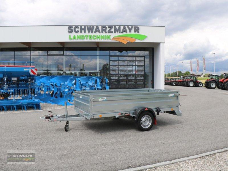 PKW-Anhänger типа Pongratz L-PAT 300/16G-K mit 450mm Aufsetzwände, Gebrauchtmaschine в Gampern (Фотография 1)