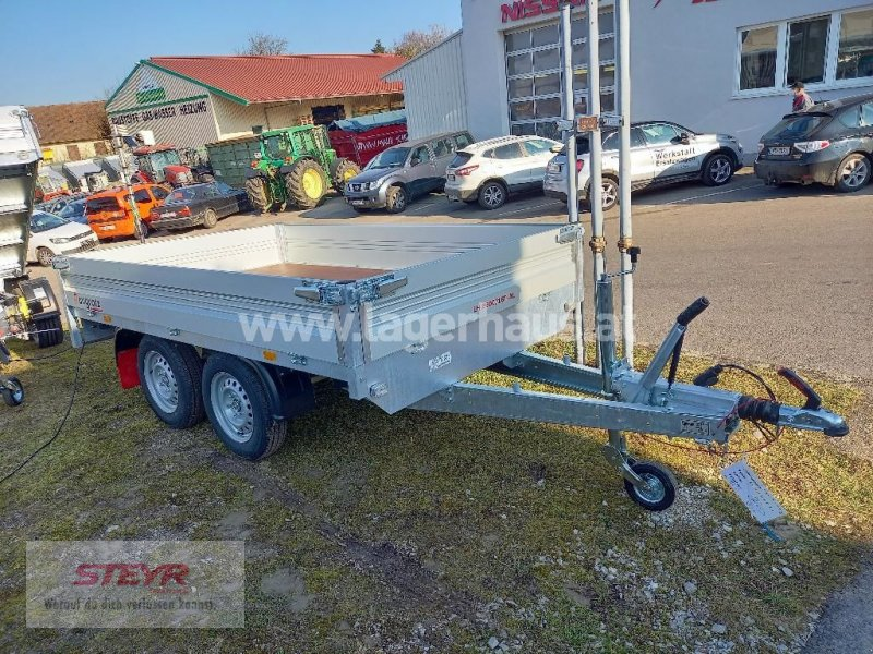 PKW-Anhänger типа Pongratz LH 2600/16 T-AL, Vorführmaschine в Kilb (Фотография 1)