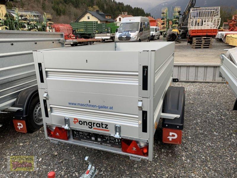 PKW-Anhänger a típus Pongratz LPA 206 U-AL, Neumaschine ekkor: Kötschach (Kép 3)