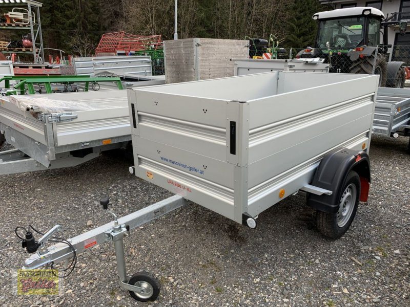 PKW-Anhänger a típus Pongratz LPA 206 U-AL, Neumaschine ekkor: Kötschach (Kép 1)