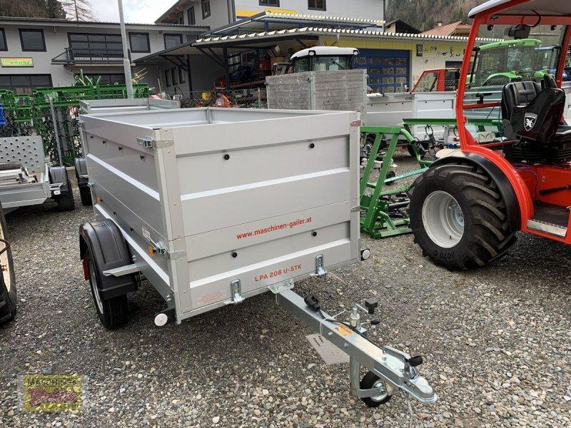 PKW-Anhänger типа Pongratz LPA 206 U-STK mit Aufsatzwänden 485 mm, Neumaschine в Kötschach (Фотография 1)
