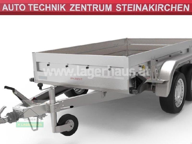 PKW-Anhänger des Typs Pongratz LPA 250/13 T 2600KG, Neumaschine in Wolfpassing (Bild 1)