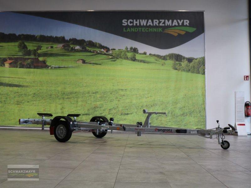 PKW-Anhänger des Typs Pongratz PBA 1000 G, Neumaschine in Gampern (Bild 1)