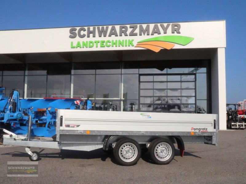 PKW-Anhänger типа Pongratz PHL 3100/17 T-AL 2600, Neumaschine в Gampern (Фотография 1)