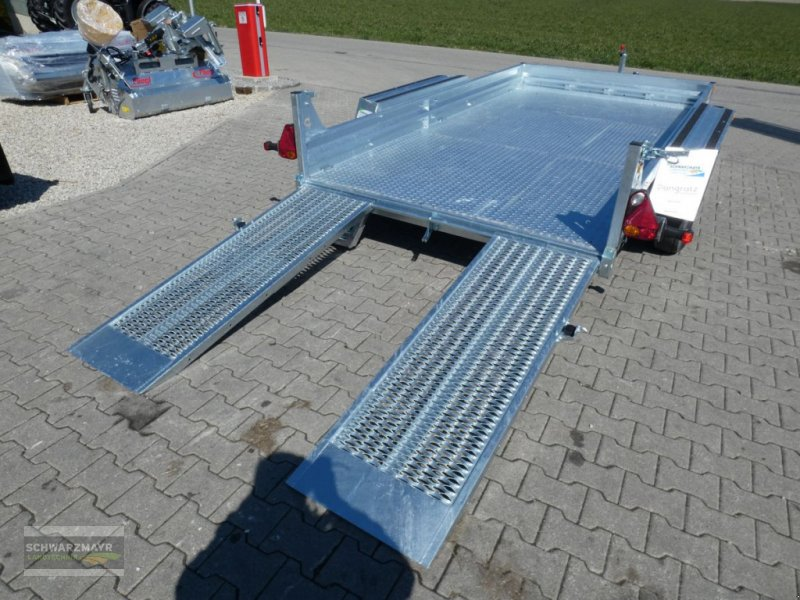 PKW-Anhänger типа Pongratz PMT 360/18 T 3500, Neumaschine в Aurolzmünster (Фотография 10)
