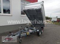 Pongratz RK 2600/15 T - AL PKW-Anhänger