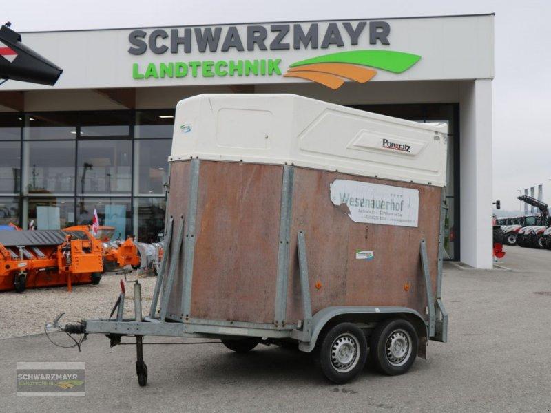 PKW-Anhänger типа Pongratz VA 145T, Gebrauchtmaschine в Gampern (Фотография 1)