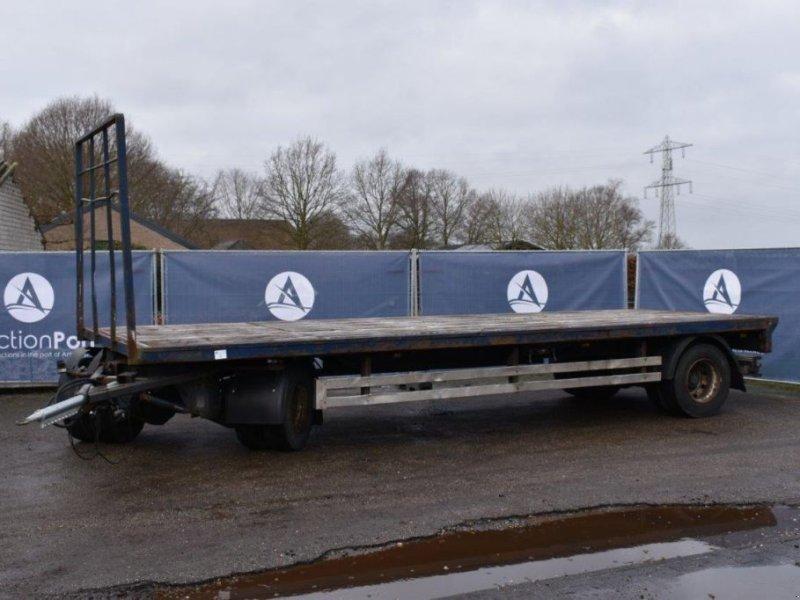 PKW-Anhänger типа Renders Aanhangwagen 2000kg, Gebrauchtmaschine в Antwerpen (Фотография 1)