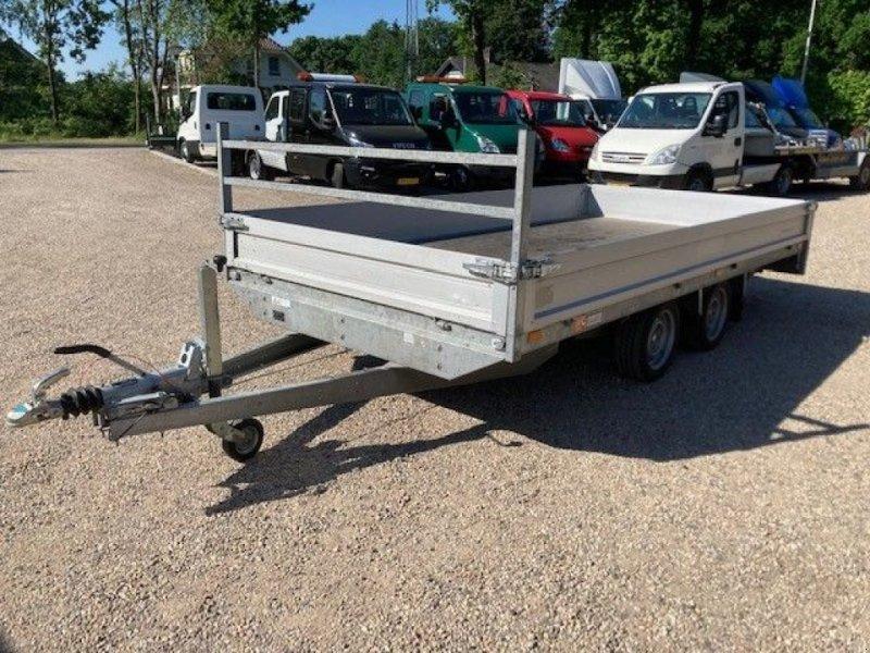 PKW-Anhänger типа Saris 2700 kg plateauwagen 2019, Gebrauchtmaschine в Putten (Фотография 1)