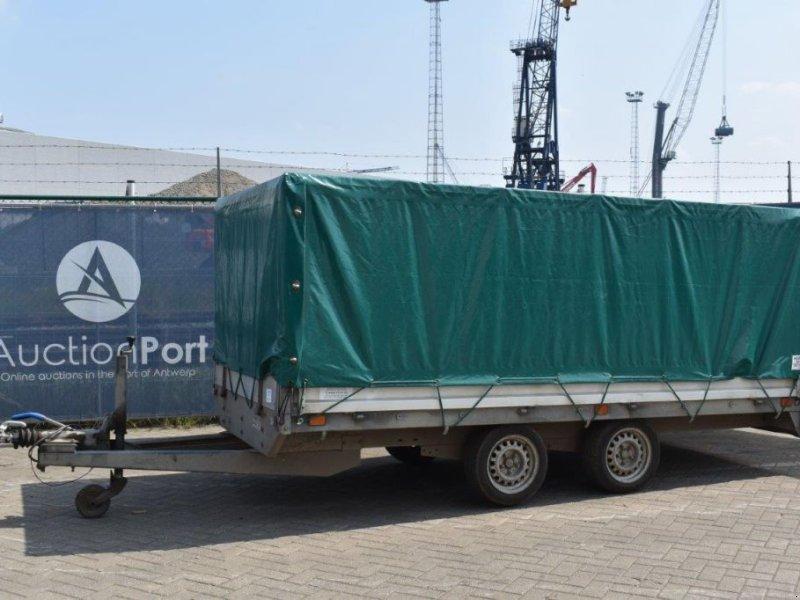 PKW-Anhänger типа Saris Aanhangwagen, Gebrauchtmaschine в Antwerpen (Фотография 1)