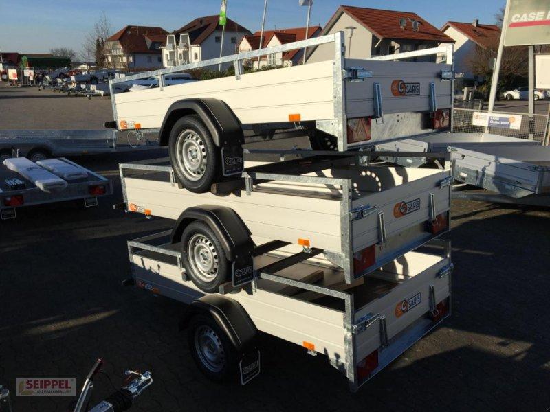 PKW-Anhänger типа Saris DV 75 MC ALU PRO, Neumaschine в Groß-Umstadt (Фотография 1)