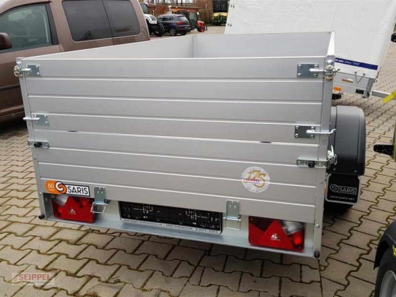PKW-Anhänger типа Saris DV135/130 RINGO 60CM, Neumaschine в Groß-Umstadt (Фотография 2)
