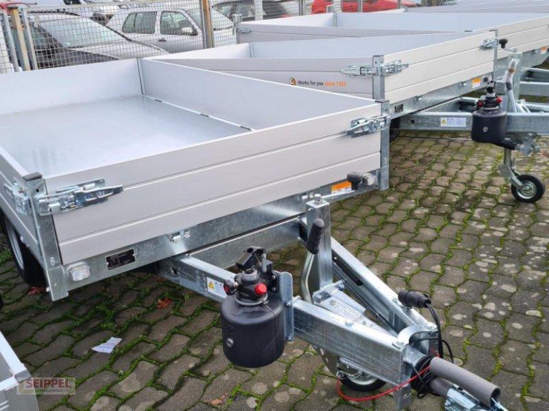 PKW-Anhänger des Typs Saris K1 256 150 1500 1W30, Neumaschine in Groß-Umstadt (Bild 1)