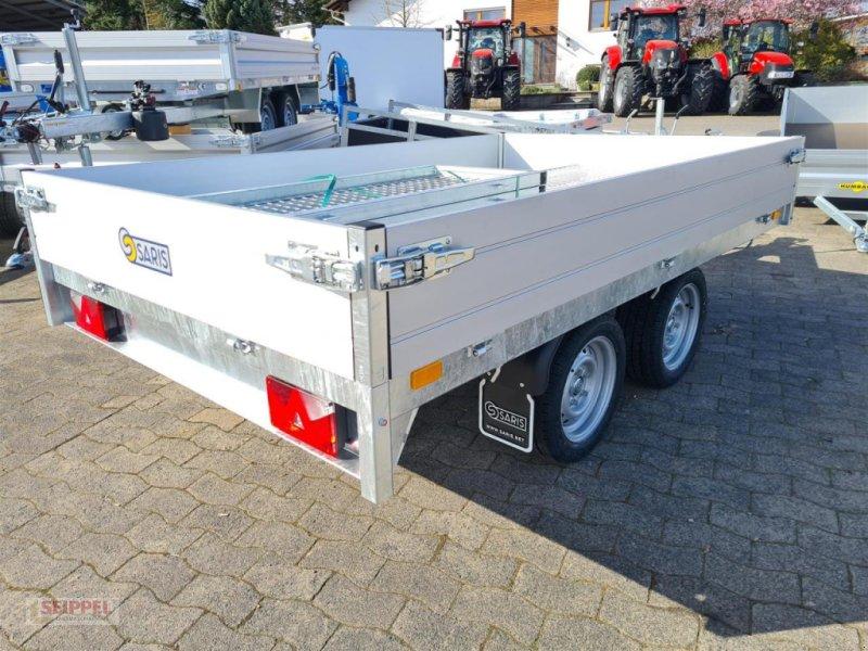 PKW-Anhänger des Typs Saris K1 276 170 2000 2 EP, Neumaschine in Groß-Umstadt (Bild 1)