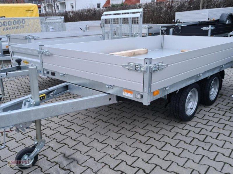 PKW-Anhänger des Typs Saris K1 306 170 2700 2 El, Neumaschine in Groß-Umstadt (Bild 1)