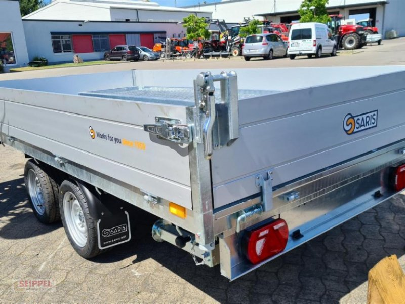 PKW-Anhänger типа Saris K3 356 184 3500 2E35, Neumaschine в Groß-Umstadt (Фотография 3)