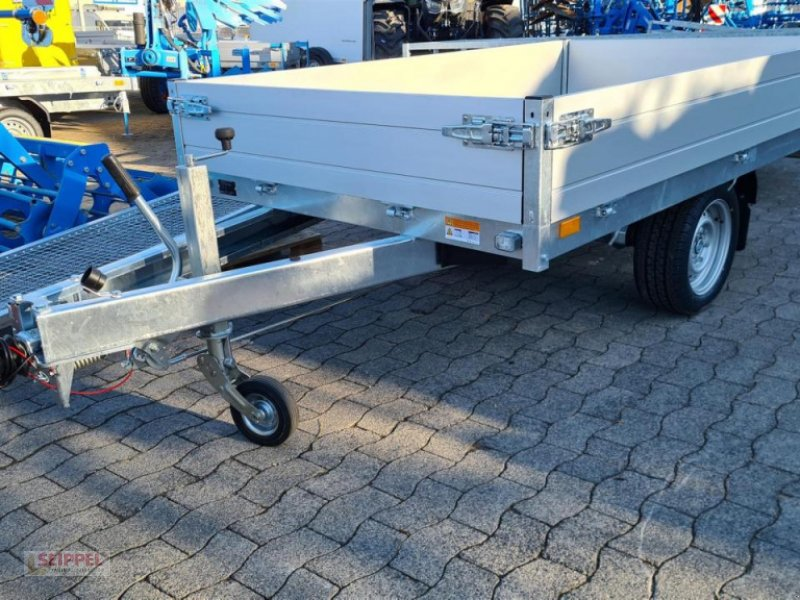 PKW-Anhänger des Typs Saris PL 256 150 1500 1 30, Neumaschine in Groß-Umstadt (Bild 1)