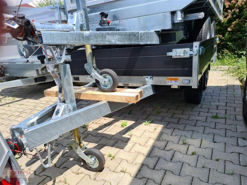 PKW-Anhänger типа Saris PL 276 170 2000 2 BE, Neumaschine в Groß-Umstadt (Фотография 3)